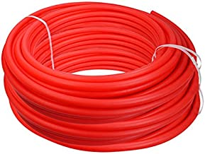 Supply Giant SG121000 PEX Tubing, 1/2 in. x 1000 Feet Oxygen Barrier for Hydronic Radiant Floor Heating Systems , RED, 1/2 Inch
