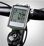 LFDHSF Ordinateur de vélo, avec Moniteur de fréquence Cardiaque Cadence Cyclisme...