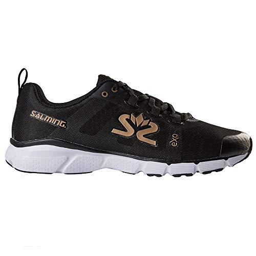 Salming EnRoute 2 Laufschuhe schwarz/Weiss 1289082-0107, Schuhgröße:41 1/3 EU