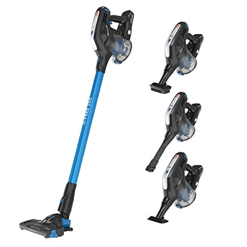 Hoover H-FREE 200 XL 3in1 Cordless Stick Vacuum Cleaner, HF222UXL, Light, Powerful, 22v, Agile, Extra Tools, Blue