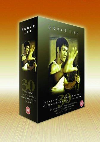 Bruce Lee 30th Anniversary Commemorative Box Set [DVD]