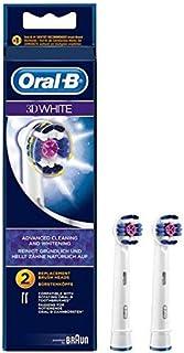 Braun Oral-B Aufsteckbuersten 3D White