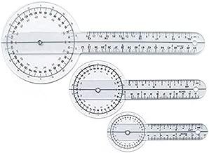 transportador electr/ónico de Acero Inoxidable Goni/ómetro Digital Buscador de /ángulos Regla de calibrador de ingletes KOKO Zhu Regla de transportador de 0-200 mm