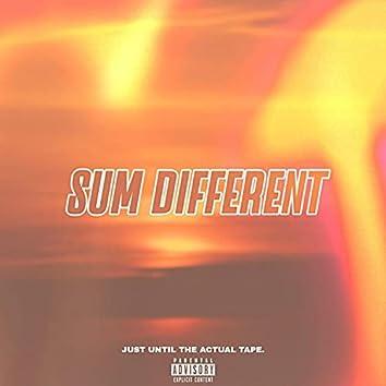 Sum Different