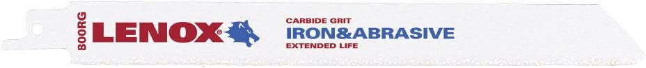 Max 71% OFF LENOX Tools Award Master-Grit Carbide Grit Saw No Reciprocating Blade