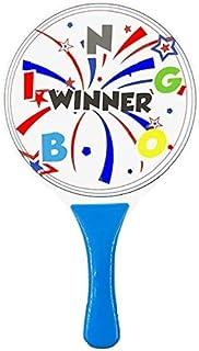 United Novelty Bingo Winner Paddle Sign