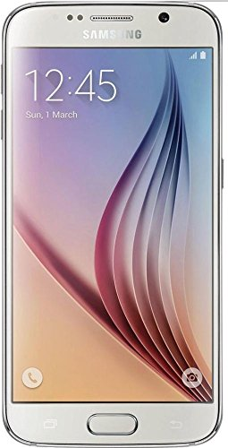 Samsung Galaxy S6 G920A 64GB Unlocked GSM 4G LTE Octa-Core Android Smartphone w/ 16MP Camera - White