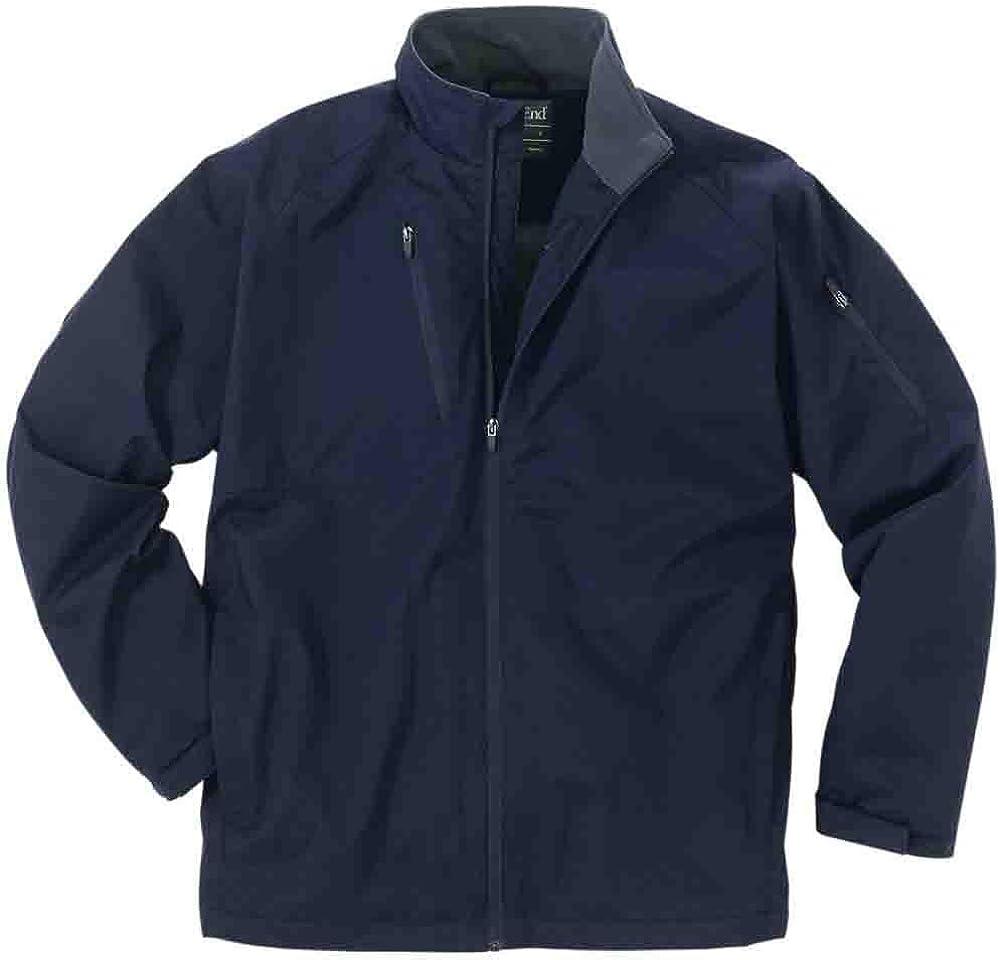 River's End Mens Fleece Lined Jacket - Blue