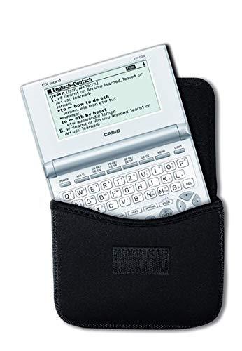 Casio EX-word SLIM-CASE: passend für EWG-200 / elektronische Wörterbücher, Zubehör