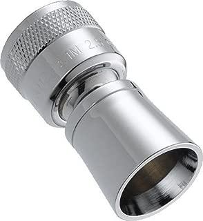Delta Faucet 52654-PK Universal Showering Components, Single-Setting Showerhead, Chrome by DELTA FAUCET
