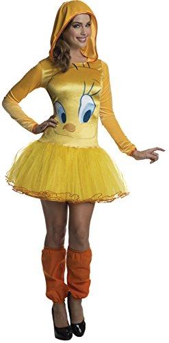 Rubies Disfraz de Piolín Looney Tunes para Mujer