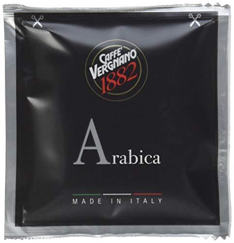 Caffè Vergnano 1882 Arabica ESE pads/cialde ( 18 Stück, 1 x 125 g)