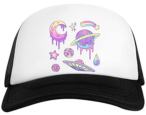 Rundi Pastel Galaxia Gorra De Béisbol Unisex Baseball Ball Cap