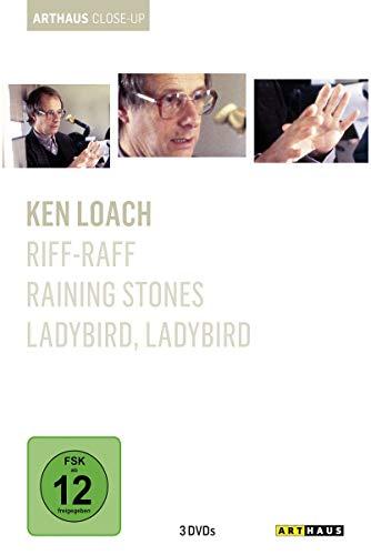 Ken Loach - Arthaus Close-Up ( Riff-Raff / Raining Stones / Ladybird, Ladybird ) (3 DVDs)