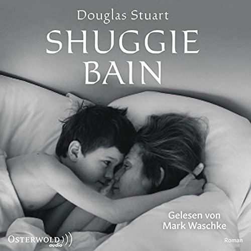 Shuggie Bain (German edition) cover art