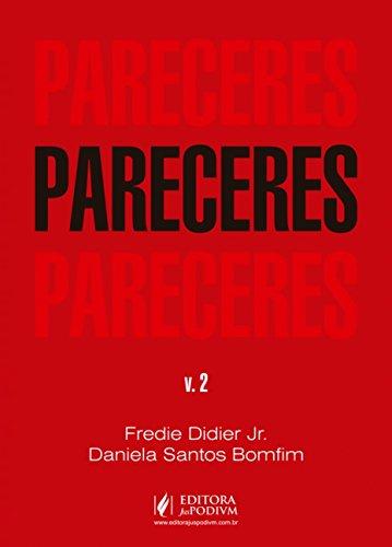 Pareceres (Volume 2)