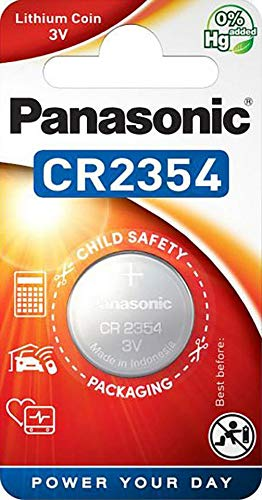 PANASONIC CR2354 battery - for Tesla Model X Keyfob