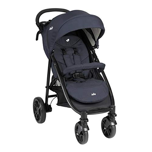 Joie Litetrax 4 Kinderwagen, Marineblau