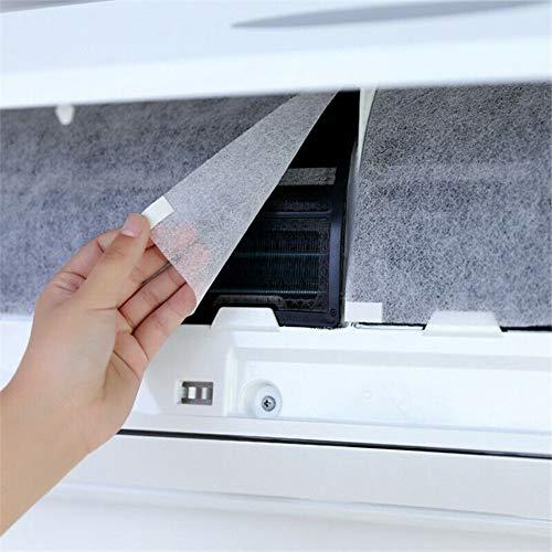 Koet Ersatz-Netz-Klimaanlagenfilter, 2 Stück, Anti-Staub-Mesh für Klimaanlagen, nicht null, siehe abbildung, Free Size