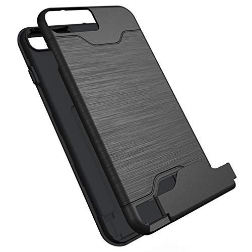 SUNHAO iPhone 6 7 8 Plus Xsr MAX Silikon-Soft-Edge-Zwei-in-One-Handyhülle