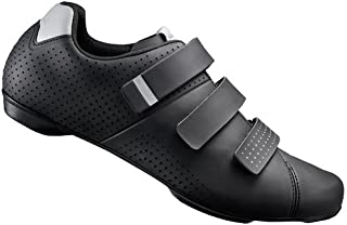 Shimano Men RT5 SPD Cycling Shoe - Black, Size EU 45