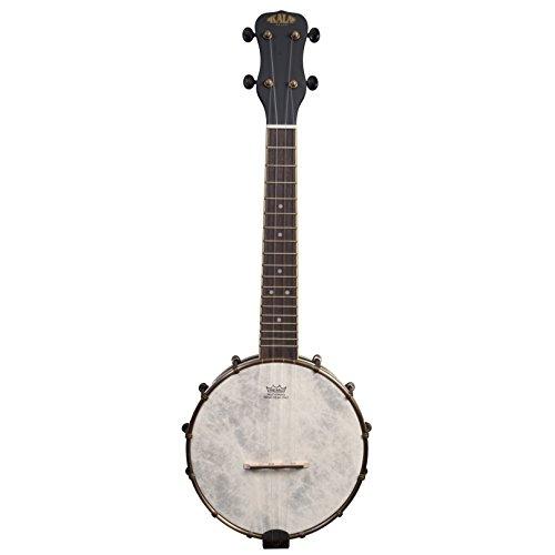 KALA KA KA BNJ BK C Concierto Banjo Ukulele mit GIGBAG