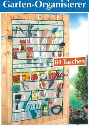 Wand Taschenvorhang Organizer Taschen Vorhang Magazin Garten Tür