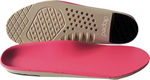 Diaped Duosoft Plus, plantilla acolchada suave, pies sensibles, artritis y diabéticos