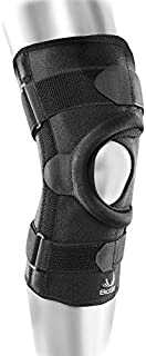 Wrap Around Compression Supportive Knee Brace for Patellofemoral Pain and Patella Tracking Disorders - Q Brace by BioSkin (XXL)