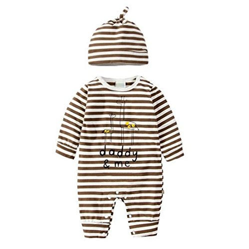 Baby Boys' Novelty One-Piece Rompers