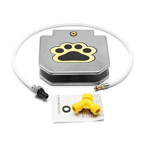 MASUNN Aperto ohne Probleme, Kane Pet Bere Doggie Aktivierung Wasser Fontana Dispenser 100 cm Rohr