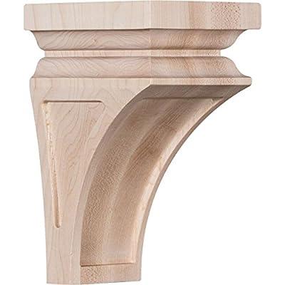 Ekena Millwork Nevio Wood Corbel