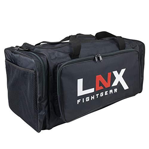 LNX Sport Tasche Logo - Gym Bag XL Kampfsport Tasche Sporttasche Kickboxen Boxen MMA