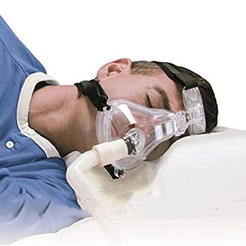 HTGUDE Almohada de Cuello, Almohada CPAP CPAP De Suspensión De Aire Positivo Cervical para Durmientes Laterales, Espalda Y Durmientes De Estómago Salud