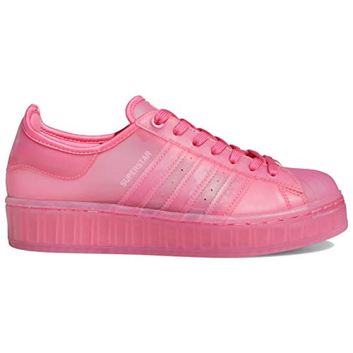 adidas Womens Originals Superstar Jelly Casual Shoes Womens Fx4322 Size 7.5