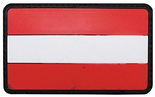 Klettabzeichen, Österreich, 3D, Größe: 8 x 5 cm