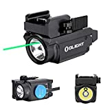 OLIGHT Baldr Mini 600 Lumen Pistol Light and Green Laser Combo (Class IIIA