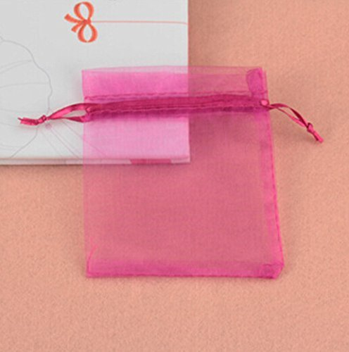 Domire-pour Mariage Cadeaux Pochette de 100 unités () rosa (b)