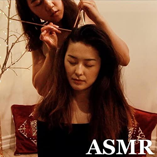 Real Person Scalp Check, Neck and Shoulder Gua Sha Massage