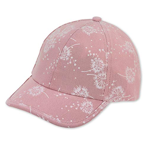 Sterntaler Baby-Mädchen Baseball-Cap 1422103 Baseballkappe, rosa, 51