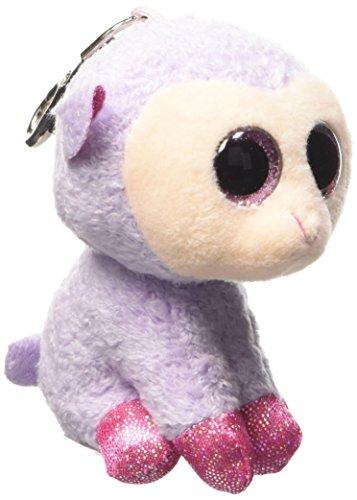 Ty - TY35003 - Beanie Boo's - Porte-clés Lilli Le Mouton