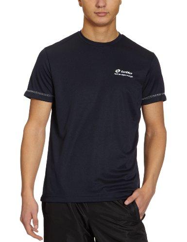 Lotto Sport–Maglietta da Uomo Daniel BS PL, Uomo, T-Shirt Daniel BS PL, Deep Navy, XXXL