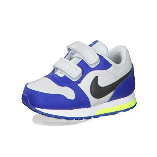Nike 806255-021 - Zapatillas MD Runner 2 (TDV) Azul Size: 25 EU