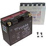 AGM Batterie Ducati 848848Evo Dark 11–13YUASA YT12B-BS Dry