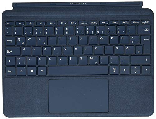Microsoft Surface Go Signature Type Cover Kobalt Blau (Deutsches Tastaturlayout;QWERTZ)