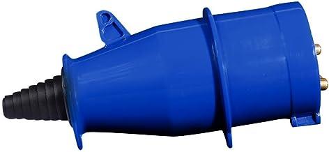 Plugue Newkon Steck Azul 3p+t 32a