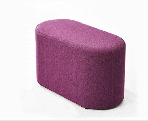 YLYDENGZ ZHDC® Long canapé Tabouret Salon Tabouret de Mode Creative Belle Lazy canapé Tabouret Moderne Minimaliste Banc Long Banc Tabouret Paresseux (Couleur : #4, Taille : 60 * 33 * 32cm)
