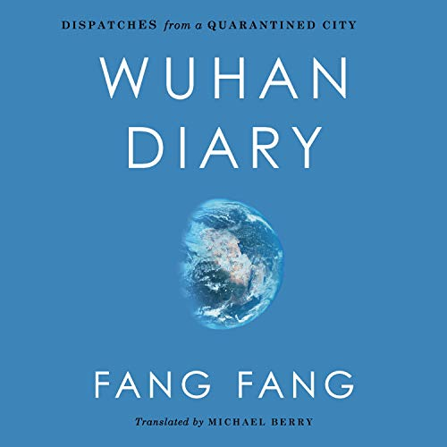 Wuhan Diary audiobook cover art