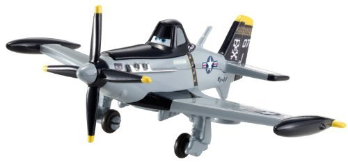 Planes - X9471 - Véhicule Miniature - Jolly Wrenches Navy Dusty Crophopper