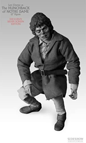 Exclusive Version SSE Hunchback of Notre Dame - Lon Chaney Universal Monsters 12 Inch Figure ( Sideshow Toy ) by Sideshow